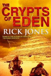 The Crypts of Eden by Rick Jones