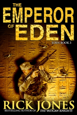 The Emperor of Eden, book 3 of the Eden series